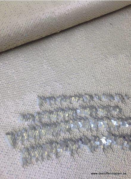 houdini sequins - minimal pastel