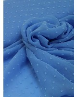 voile - blue knot