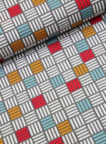 katoen - happy squares