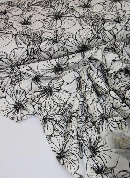 french terry LMV - botanical