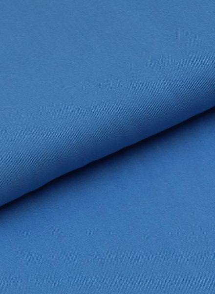 LMV blauwe viscose -  Crystal top