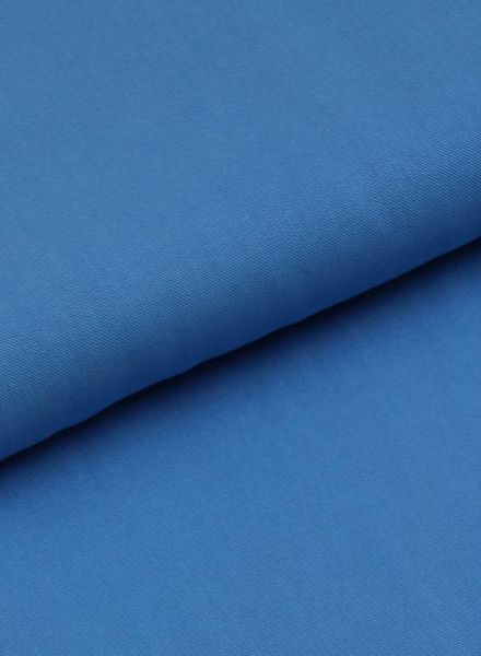 LMV blue viscose -  Crystal top