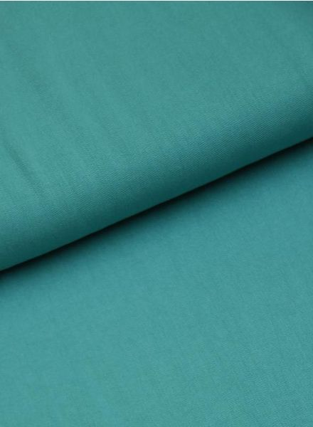 LMV turquoise viscose - Crystal top