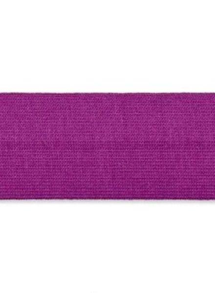stretch binding purple