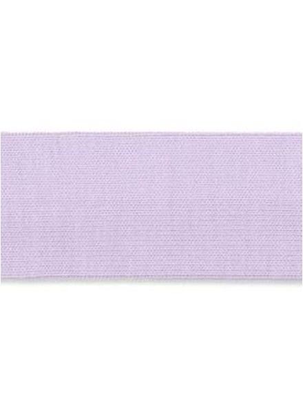 lila biais tricot