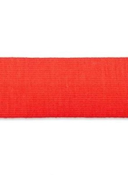 stretch binding red