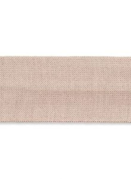 stretch binding dusty pink