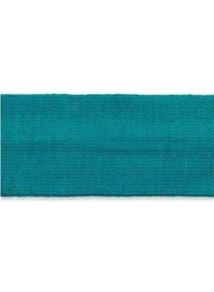 appelblauwzeegroene biais tricot