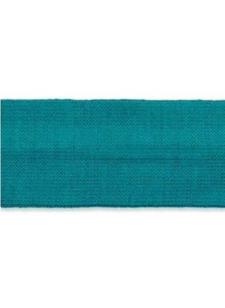 stretch binding turquoise