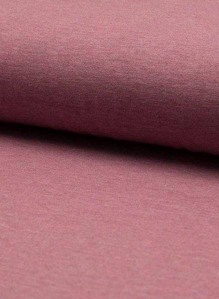 dusty pink melee jersey