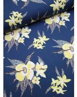 jersey - yellow flower