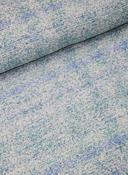 jacquard - blue ballena sol HILCO