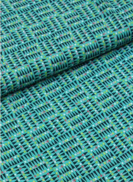 viscose - blue conitos