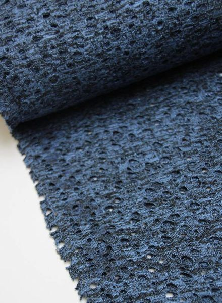 knitted fabric with stretch - loira