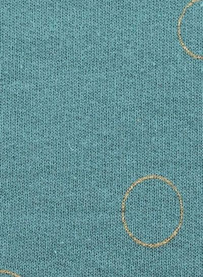 circle copper green sweat
