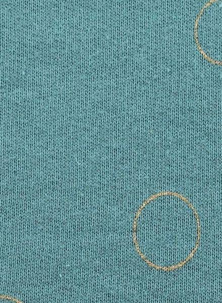 circle copper green sweat