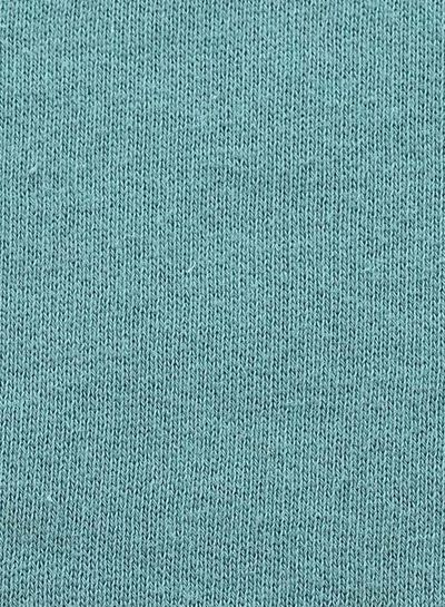 copper green jersey solid