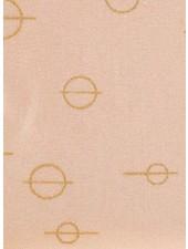 circle pink salmon jersey
