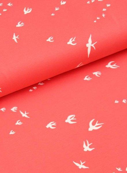 interlock - swallows coral