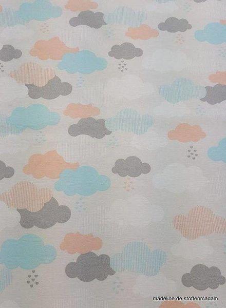 wolken deco