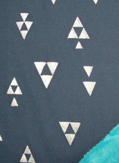 triangle petrol happy fleece