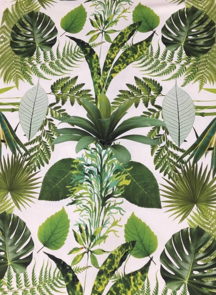 Elegant Botanic Garden Canvas