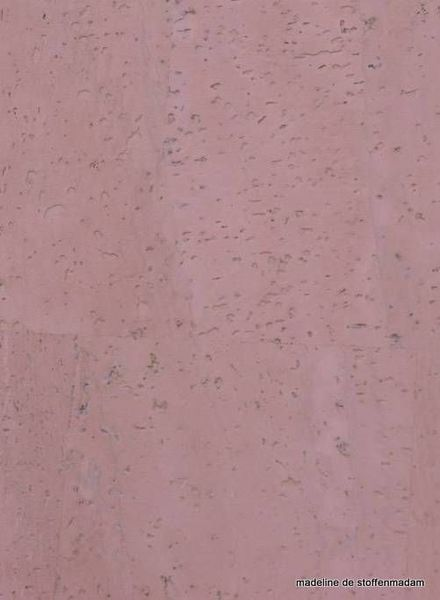 corkleather pink
