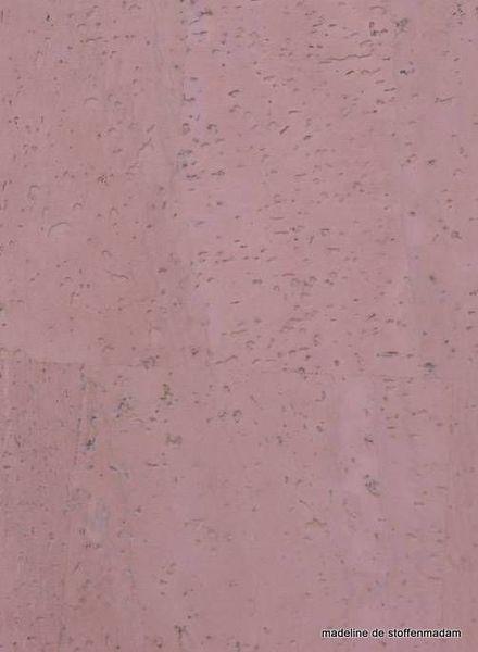 kurkleer roze