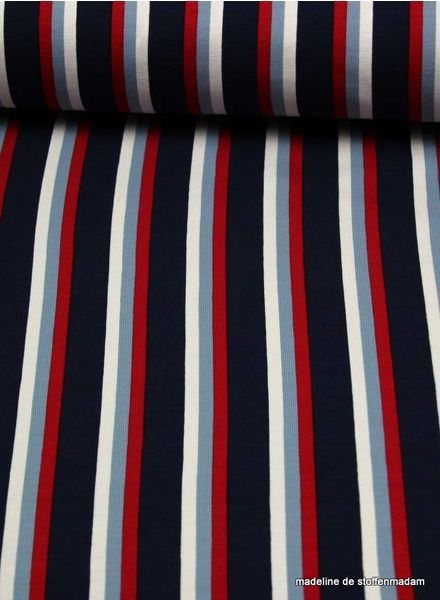 stripes tricot