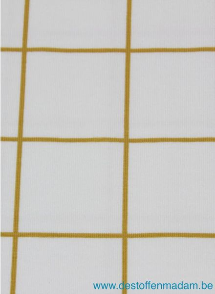 grid ocre jersey