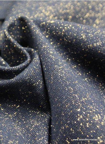 golden blue marine sparkly cuffs