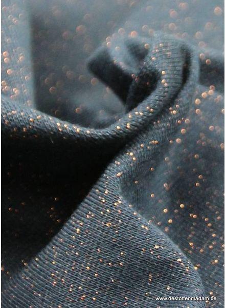 copper blue marine sparkly cuffs