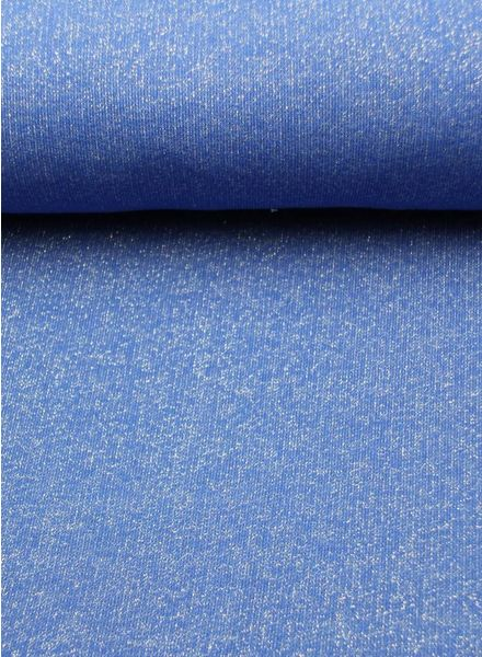 sparkling cobalt blue sweat