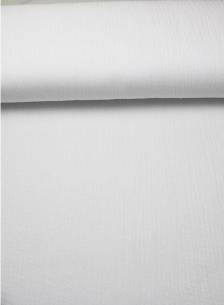 tetra stof - witte hydrofiel stof