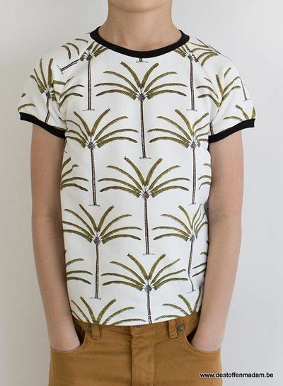 palms - off white - french terry