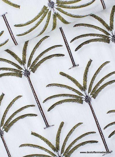 palms cotton lawn