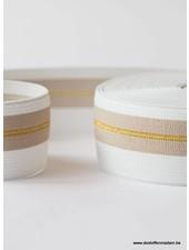 goud elastische tailleband