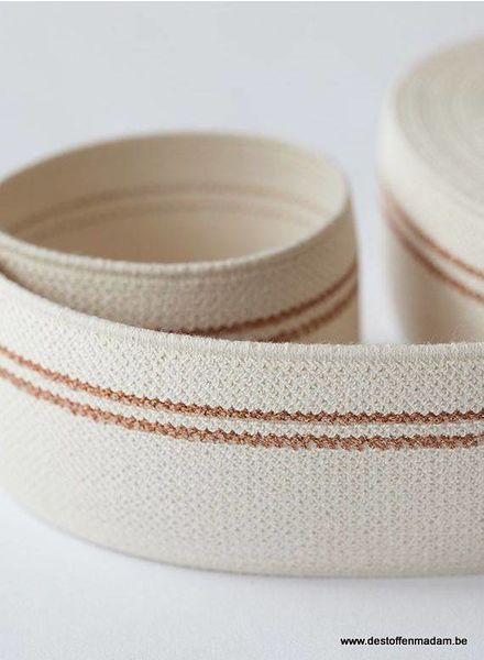 koper elastische tailleband