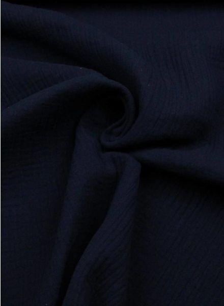 marineblauwe tetra - double gauze