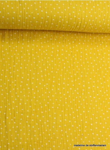 musterd tetra fabric – double gauze
