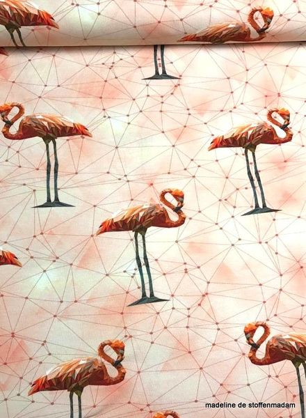 pink flamingo jersey