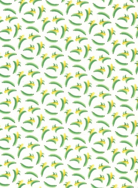 Timeless Treasures Fabrics bananas