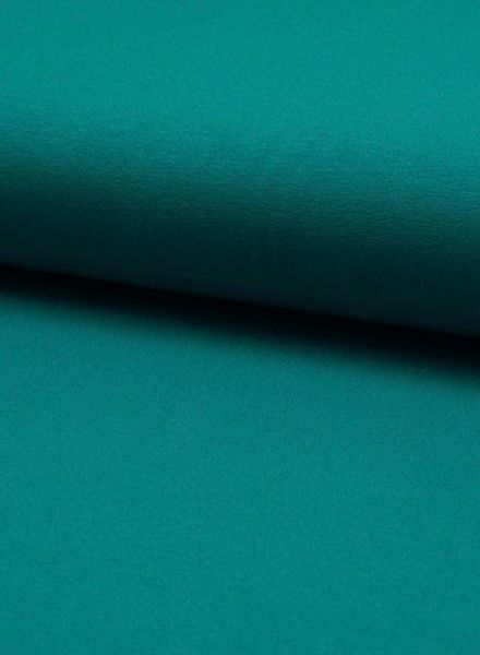 emerald green viscose jersey