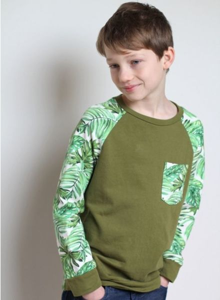kinder- en tienerworkshop raglansweater 30/10