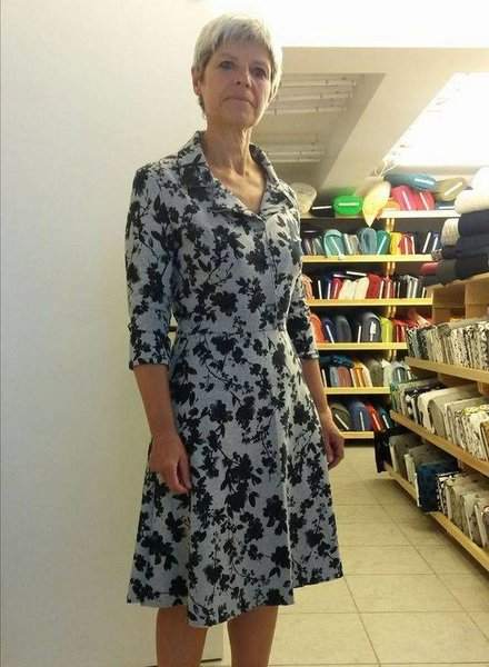 Pan Am dress 29/10