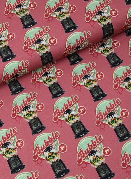 bubblegum pink -  jersey