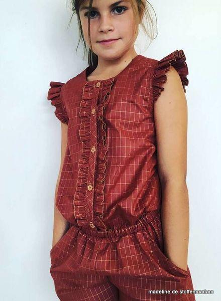 Marieke jumpsuit of kleedje 14/1