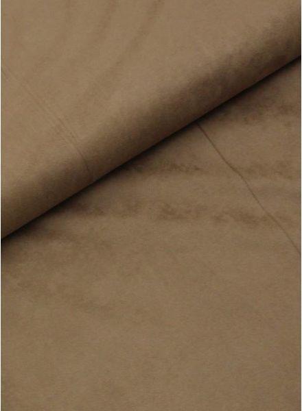 LMV stretch suede - Suzy skirt