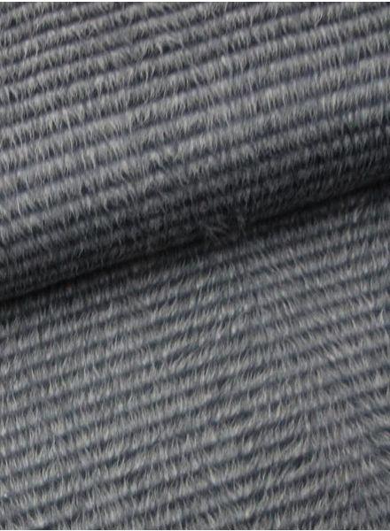 LMV fur knit