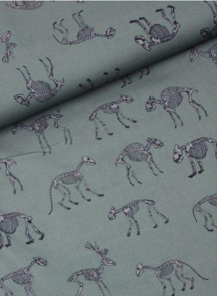 LMV dino skelet cotton - Spike shirt